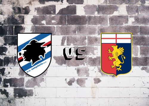 Sampdoria vs Genoa  Resumen