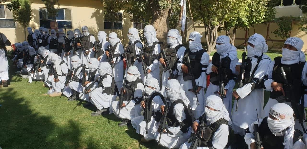 Таліби косплеять США, – пропагандистська акція