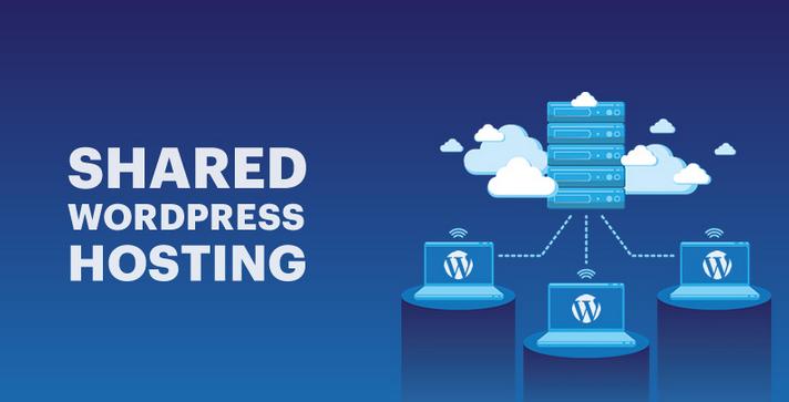 wordpress shared hosting - gói hosting chia sẻ
