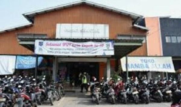 Enam Orang Terpapar Covid-19, Dua Pasar di Kota Depok Ditutup