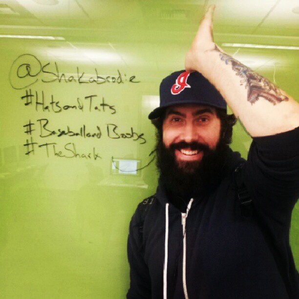 buy popular f8f97 7971f Hats and Tats: A Lifestyle: January 9- Cleveland Indians