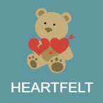 heartfelt book icon
