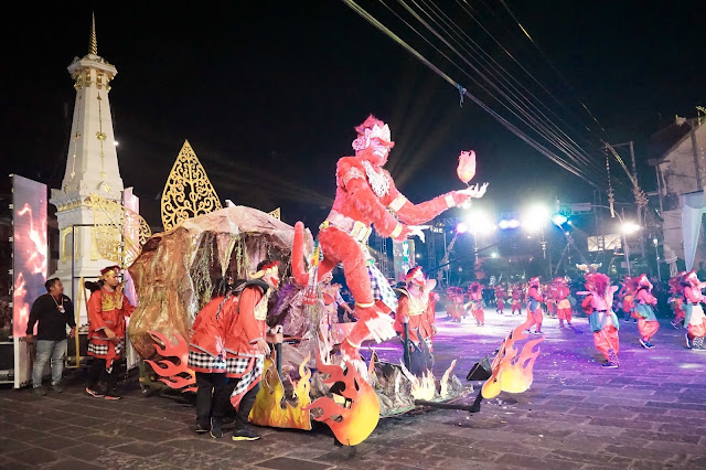 Wisata Heritage Jogja-wayang