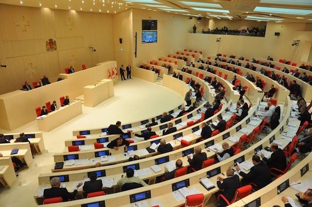 Парламент Грузии в первом чтении принял закон по переходу на частично пропорциональную избирательную систему