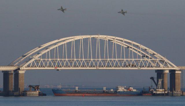 Η Ουκρανία «συνέλαβε» ρωσικό τάνκερ