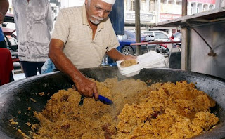 Nasi Daging Respi 30 Tahun