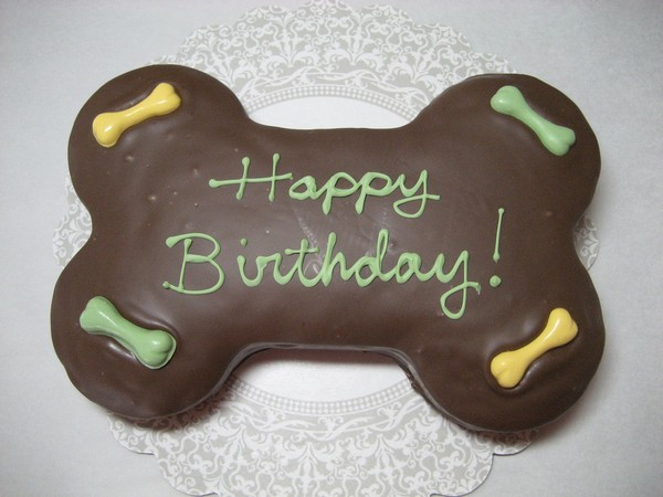Chocolate Cake Picture For Dogs