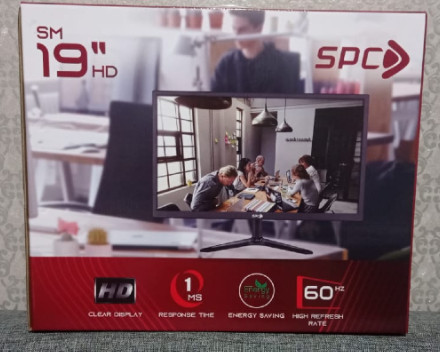 Nah untuk kalian yang penasaran dengan spesifikasi dari monitor SPC SM 19 HD, berikut kami sajikan di bawah ini: