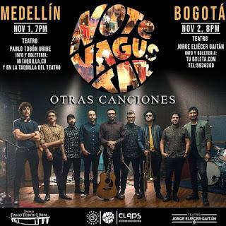 Concierto de NO TE VA GUSTAR en Colombia 2019