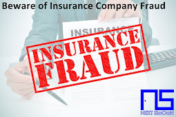 Beware of Insurance Company Fraud
