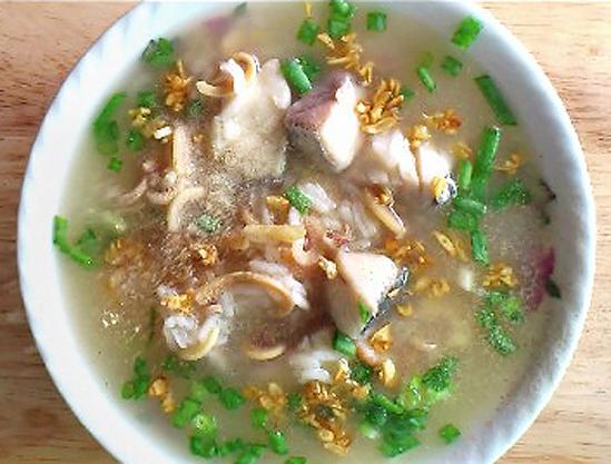 Kitchentigress Teochew Fish Porridge