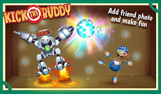 تحميل لعبه Kick the Buddy مهكره