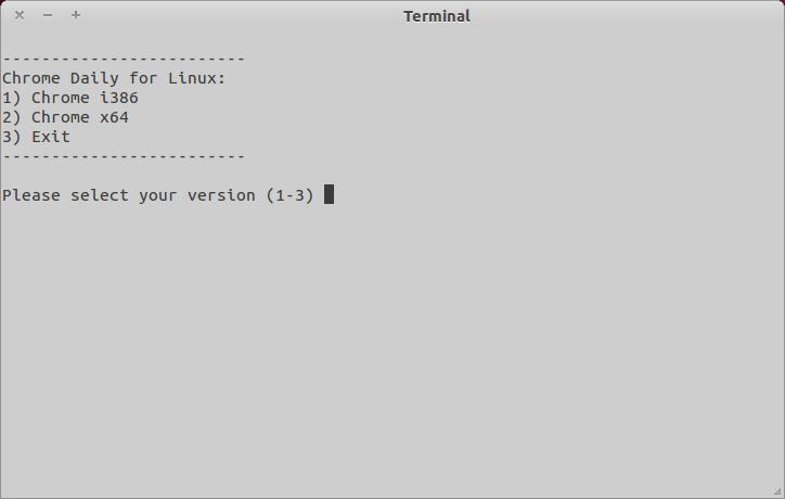 Script to Download Latest Chromium Build in Ubuntu ~ Ubuntu Vibes