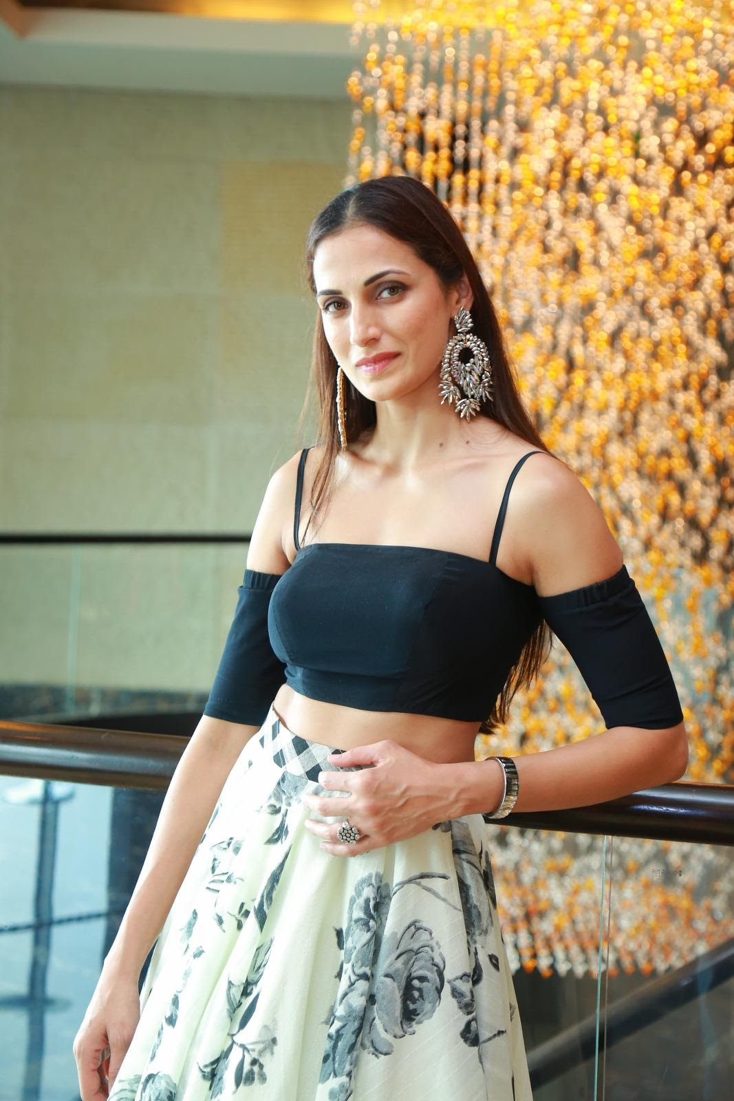 Fashion Designer Shilpa Reddy Sizzling Photos