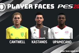 Young Players Facepack V3 - PES 2013