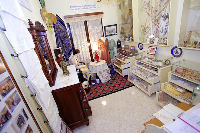 """Θεσπρωτία: Το Μουσείο """"Το Σπίτι της Ρένας"""" στην Ηγουμενίτσα διασώζει τη λαϊκή παράδοση και προωθεί τον εθελοντισμό!"""