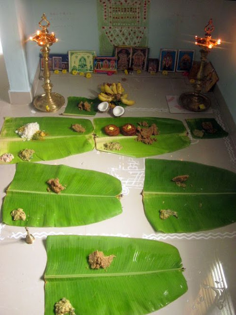 Thiruvathirai recipes