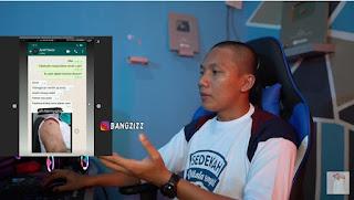 Kata YouTuber Bang Zizz, Pelaku Penusukan Syekh Ali Jaber dari Keluarga Syiah, Hoaks atau Fakta Nih?