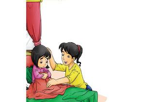 Cerita Pendek Anak Tiga Bahasa (Indonesia-Sunda-Inggris) Bekal Ajaib Bunda-Bekel Sakti Mamah-The Magic Provision of the Mother