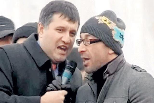 Кернес - Аваков