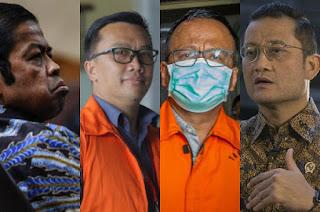 Tambah 1 Nama Lagi, Berikut Daftar Menteri Jokowi Yang 'Berurusan' Dengan KPK