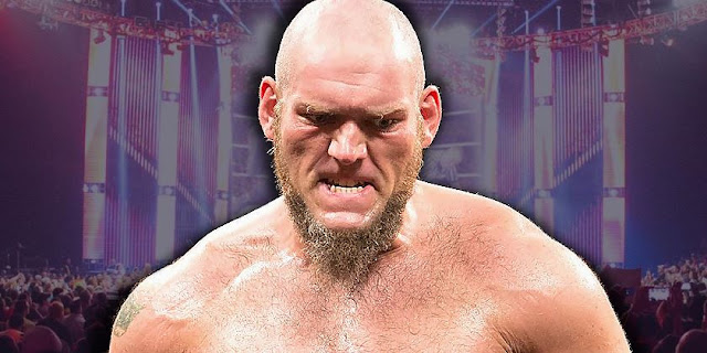Lars Sullivan Was Reportedly Working Hurt Before RAW Injury