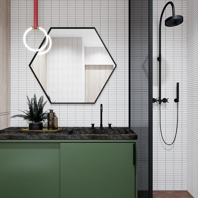 New Bathroom Tiles Design 2020