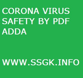 CORONA VIRUS SAFETY BY PDF ADDA