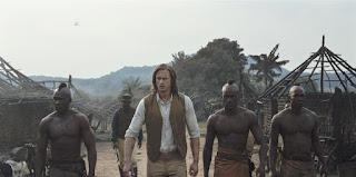 """Cena do filme """"A Lenda de Tarzan"""""""