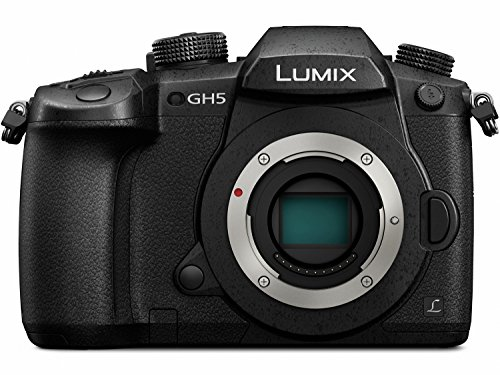 Best Vlogging Camera - Panasonic Lumix GH5
