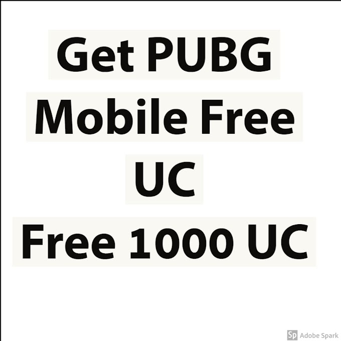 [TRICK] Get Free UC in PUBG Mobile 2020 Earn free 1000 UC