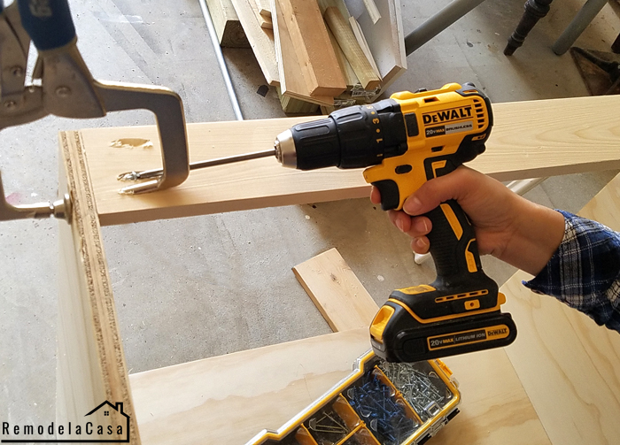 DeWalt compact brushless drill/driver and impact combo