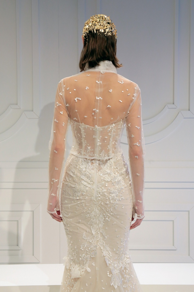 backless couture gorgeous bridal gowns