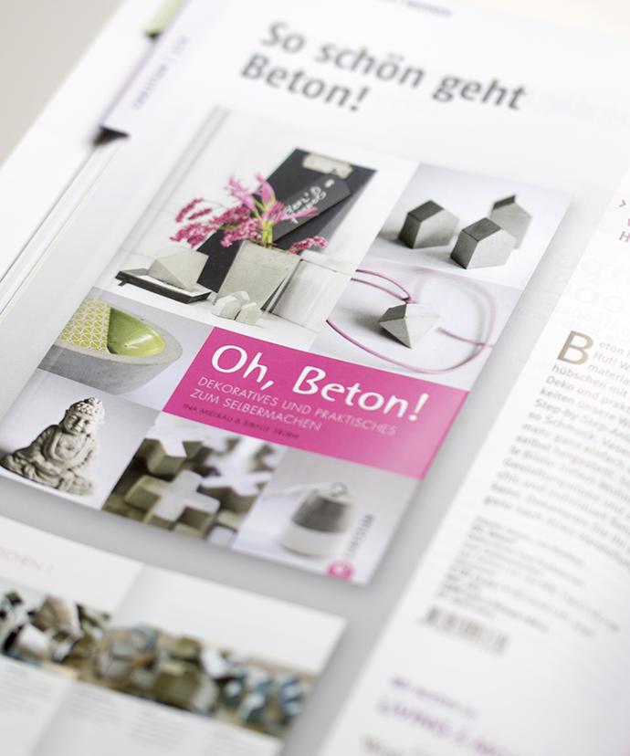 Oh, Beton! | Unser Buch | Erschienen beim Christian Verlag