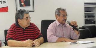 Prefeito Olivânio enaltece o trabalho de Antonio Souza, junto a Maranhão, na destinação de emendas para Picuí