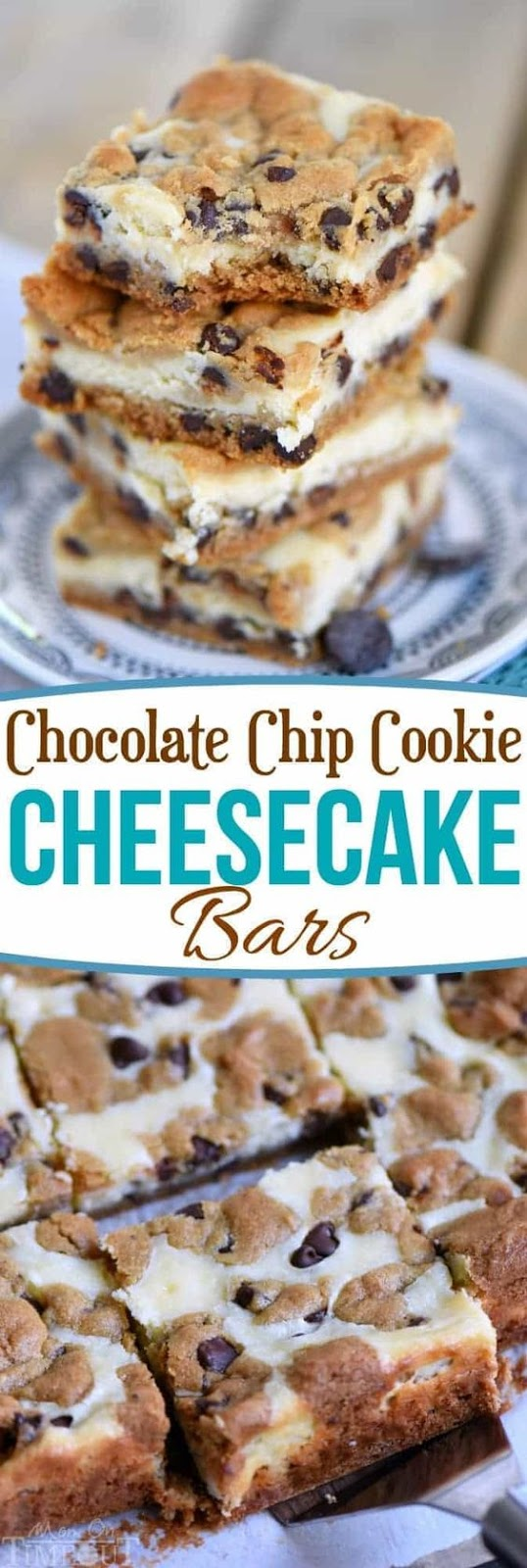 CHOCOLATE CHIP COOKIE CHEESECAKE BARS #recipes #dessertrecipes #easyrecipes #easydessertrecipes #food #foodporn #healthy #yummy #instafood #foodie #delicious #dinner #breakfast #dessert #lunch #vegan #cake #eatclean #homemade #diet #healthyfood #cleaneating #foodstagram