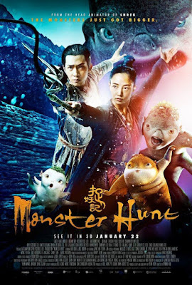 Monster Hunt 2015 DVD R1 NTSC Latino PROPER
