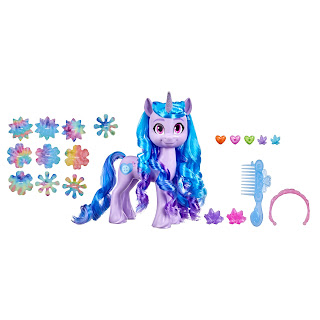 My Little Pony: A New Generation Movie Unicorn Chams Izzy Moonbow Exclusive