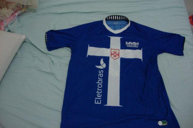 Foto que pode ser da terceira camisa do Vasco vazou na net. Fonte  Netvasco 49ff9803c5e7a