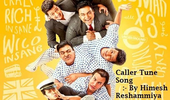 Caller Tune Song Lyrics - Humshakals