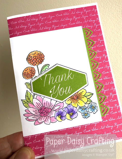Accented Blooms Stampin' Up!