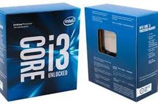 Processor INTEL Core I3-7350K