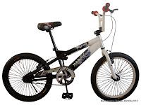 2 Sepeda BMX Pacific Avatar 20 Inci
