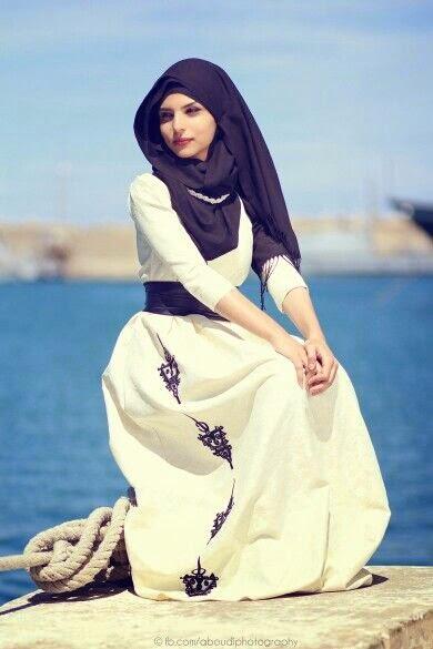 Hijab style 2018 chic