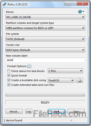 Download Rufus - Free Software for Windows - FileRabit com