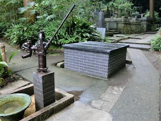 浄智寺の井戸
