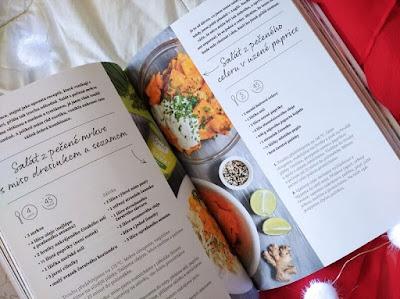 Luštěninová kuchařka se spoustou zeleniny (Petr Klíma, nakladatelství Smart Press), recepty