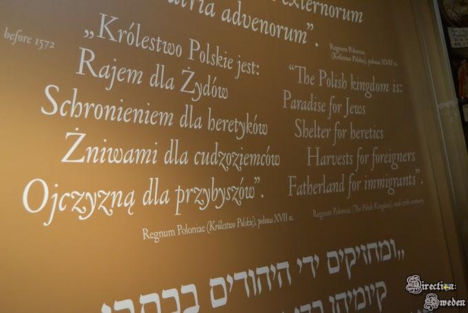 Muzeum żydowskie w Warszawie