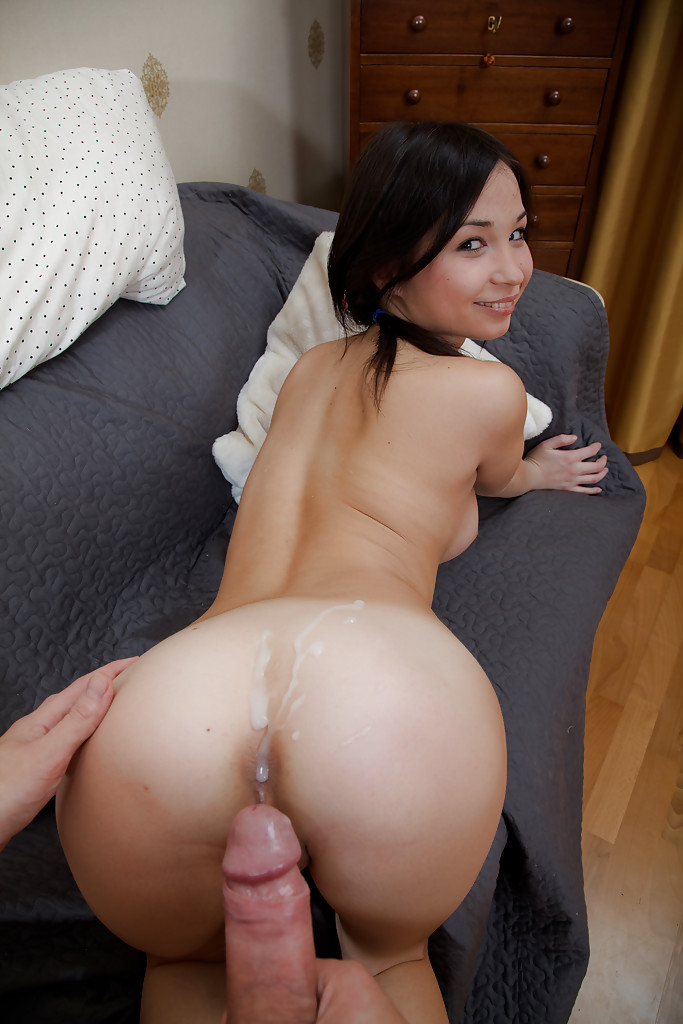 Cum im my ass asia