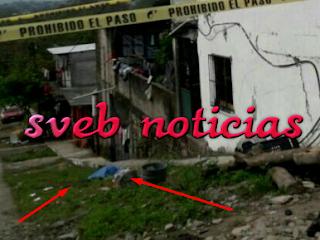 Ejecutan a hombre en la colonia Carlos R. Smith de Misantla Veracruz
